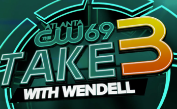 "Encore Atlanta featured on ""Take 3 with Wendell"""