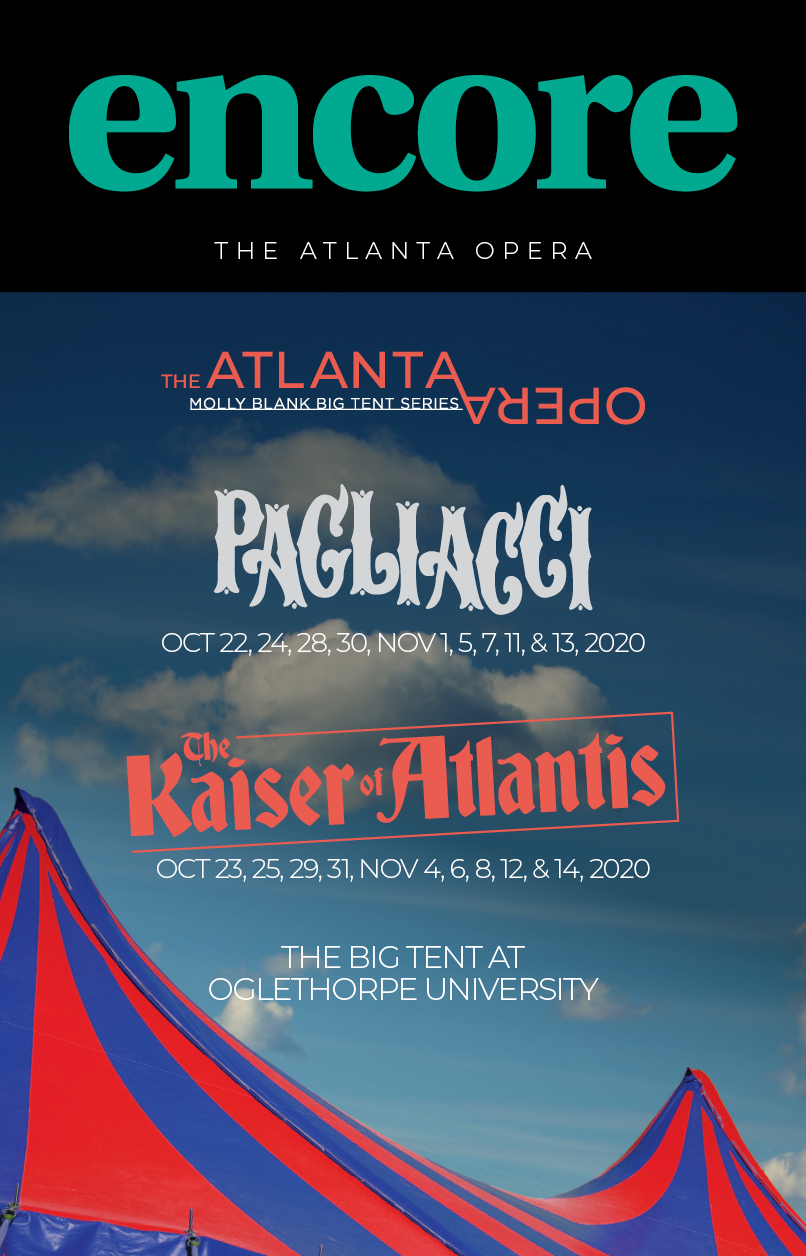 Pagliacci and The Kaiser of Atlantis