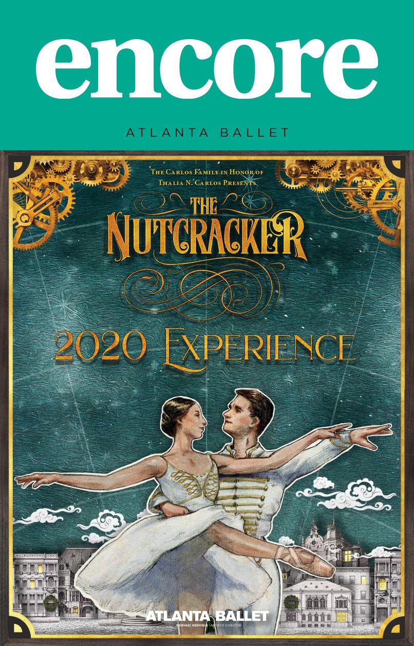 December 2020: The Nutcracker